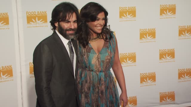 John Cusimano and Rachael Ray at the Food Bank for New York City's 8th Annual CanDo Awards Dinner at New York NY