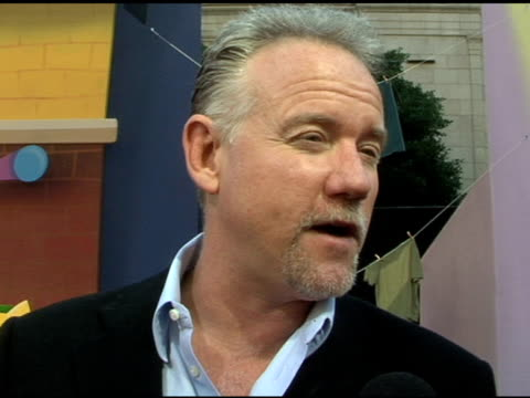 john debney on his acting days, his transition into becoming a composer and what else he would like to work on at the world premiere of disney's... - el capitan kino stock-videos und b-roll-filmmaterial