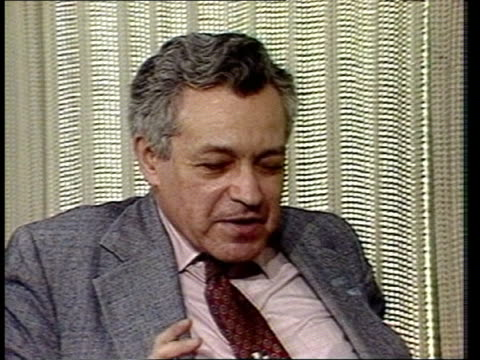 USA New York CS Professor Herbert Parmet Kennedy historian interview SOF So we had style and New York mannerisms