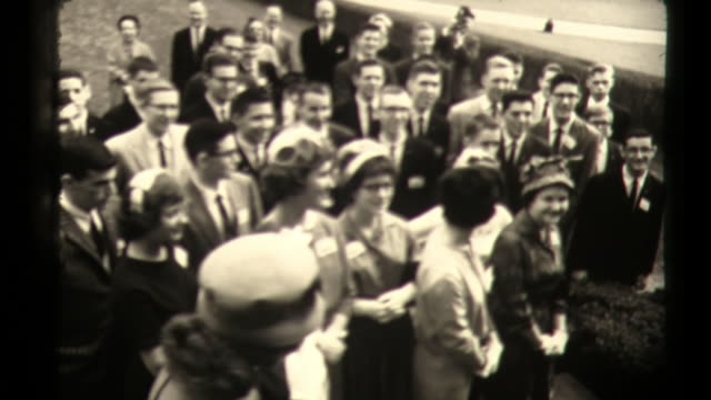 john f, kennedy presents scientist scientific awards 1961 at the white house presidential honor president of the united states - 1961 stock videos & royalty-free footage