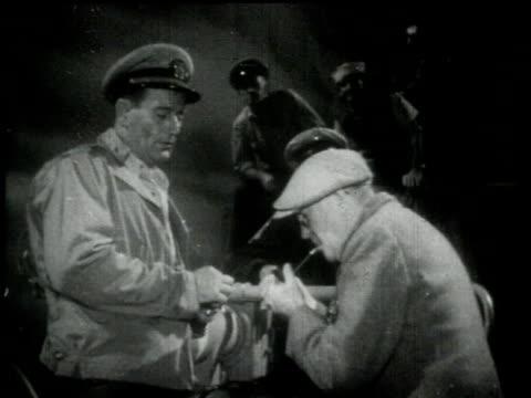 John Ford with John Wayne / USA / AUDIO