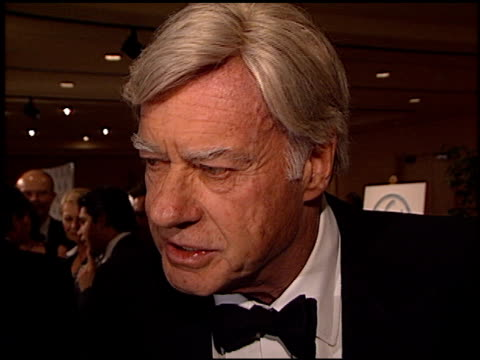 John Frankenheimer at the 2002 Producers Guild of America Awards at the Century Plaza Hotel in Century City California on March 3 2002
