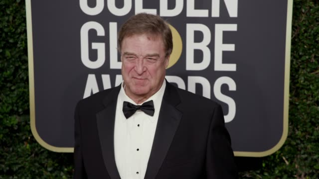 John Goodman at the 75th Annual Golden Globe Awards at The Beverly Hilton Hotel on January 07 2018 in Beverly Hills California