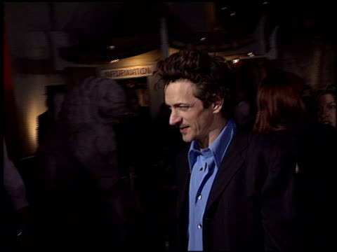 john hawkes at the 'identity' premiere at grauman's chinese theatre in hollywood, california on april 23, 2003. - mann theaters stock videos & royalty-free footage