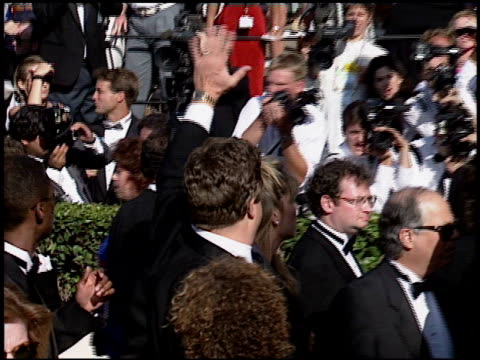 john larroquette at the 1994 emmy awards at the pasadena civic auditorium in pasadena california on september 11 1994 - pasadena civic auditorium stock videos & royalty-free footage