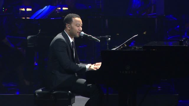 John Legend The restrictions on the use of performance and interview footage from the evening are as follows 1 You may excerpt up to three minutes of...