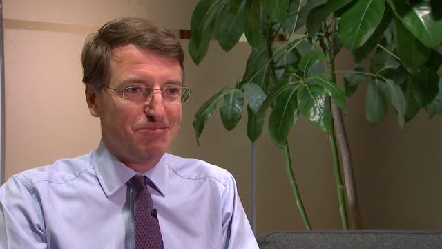John Lewis Chairman interview Charlie Mayfield interview SOT