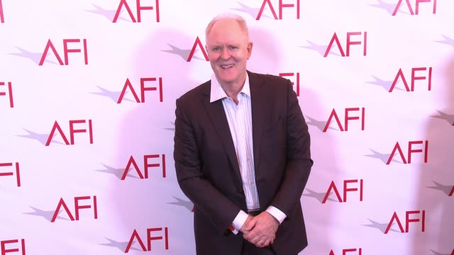 john lithgow at 17th annual afi awards at four seasons hotel los angeles at beverly hills on january 06, 2017 in los angeles, california. - four seasons hotel stock videos & royalty-free footage