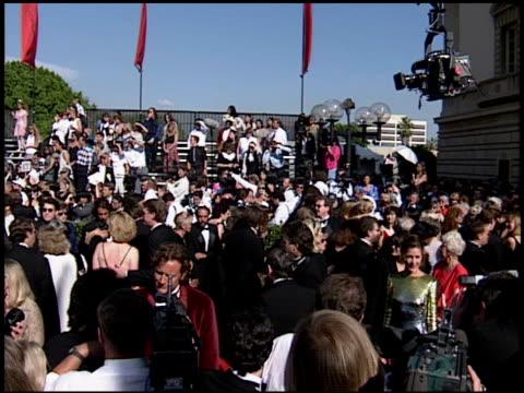 john lithgow at the 1994 emmy awards at the pasadena civic auditorium in pasadena, california on september 11, 1994. - pasadena civic auditorium stock videos & royalty-free footage
