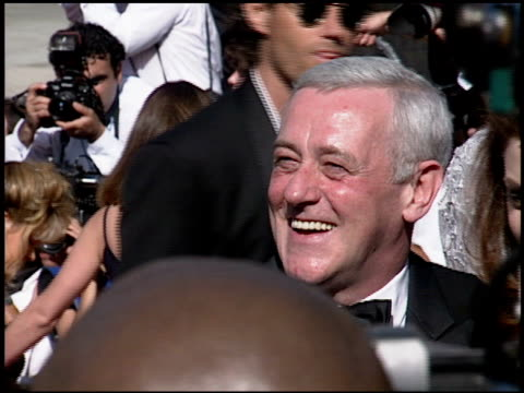 john mahoney at the 1994 emmy awards at the pasadena civic auditorium in pasadena california on september 11 1994 - pasadena civic auditorium stock videos & royalty-free footage