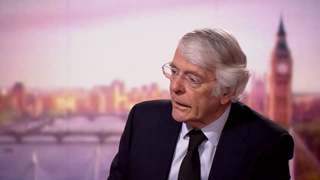 "john major saying the ""shared grief"" after the death or prince philip may be able to ""heal any rift"" within the royal family - sharing stock videos & royalty-free footage"