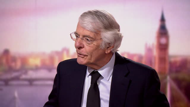john major talking about watching cricket matches with prince philip - match sport stock videos & royalty-free footage