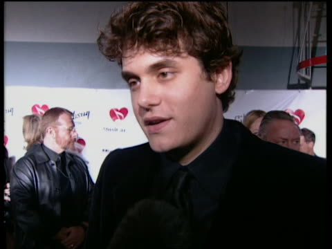 John Mayer interview for Musicares at the Grammys