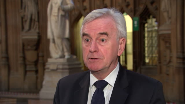 john mcdonnell asking if lowerincome families will be covered during the coronavirus crisis - home ownership stock videos & royalty-free footage