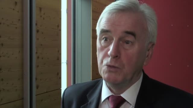 john mcdonnell has called on the chancellor rishi sunak to provide whatever is necessary in this week's budget to support businesses and workers... - john mcdonnell politician videos stock videos & royalty-free footage