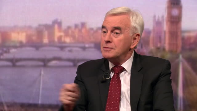 john mcdonnell joking that in july journalists stagger from reception to reception drinking nauseating wine and exaggerating stories - john mcdonnell politician videos stock videos & royalty-free footage