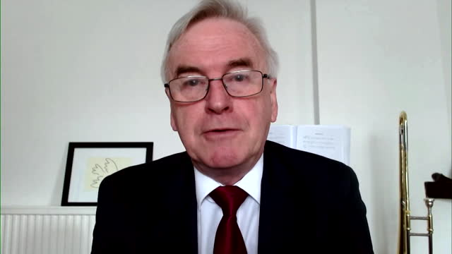 john mcdonnell saying he took responsibility for labour's 2019 election defeat, and keir starmer needs to do the same - former stock videos & royalty-free footage