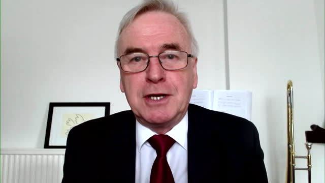 """john mcdonnell saying there are people within labour who are """"unnecessarily dividing the party"""" - former stock videos & royalty-free footage"""