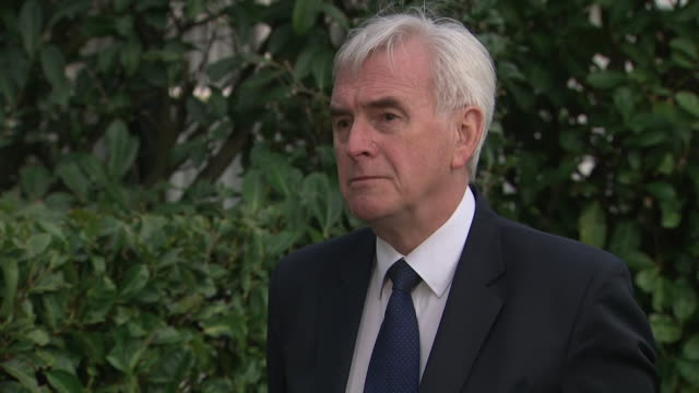 john mcdonnell talking about action he'd like to see rishi sunak take during the coronavirus crisis - john mcdonnell politician videos stock videos & royalty-free footage