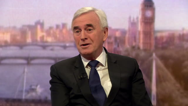 john mcdonnell talking about sir jim ratcliffe moving to monaco to avoid paying uk taxes - paying taxes stock videos & royalty-free footage
