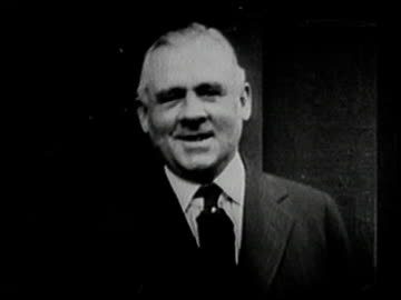vidéos et rushes de john mcgraw and eddie cicotte during the black sox scandal / united states - 1910 1919