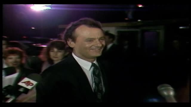 John Norris arriving to the red carpet