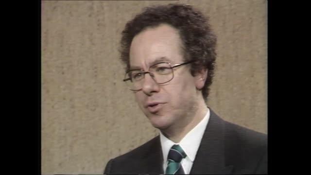 "stockvideo's en b-roll-footage met john prescott mp profile:; england: london: cms tony benn mp intvw sof ""and when you -- regular basis"" itn cms peter kellner intvw sof ""this time i... - tony benn"