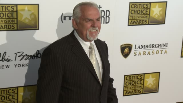 John Ratzenberger at Broadcast Television Journalists Association's 3rd Annual Critics' Choice Television Awards on 6/10/2013 in Beverly Hills CA