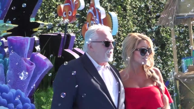 john ratzenberger at finding dory premiere at el capitan theatre in hollywood at celebrity sightings in los angeles on june 08, 2016 in los angeles,... - el capitan theatre stock videos & royalty-free footage