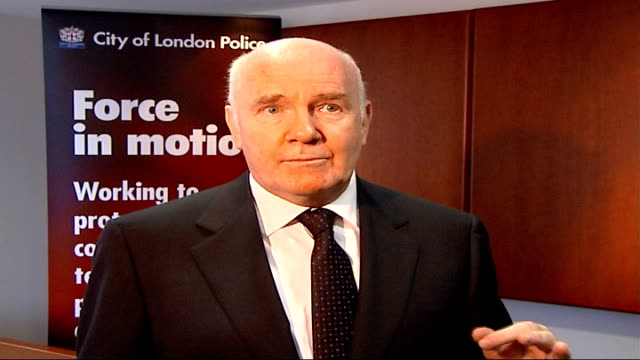 John Reid comments on ID Cards and Control Orders ENGLAND London INT John Reid MP speaking to press SOT have to be prepared to give polie the tools...