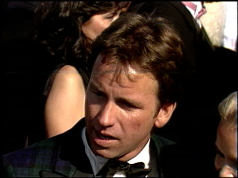 john ritter at the 1986 emmy awards at the pasadena civic auditorium in pasadena california on september 21 1986 - pasadena civic auditorium stock videos & royalty-free footage