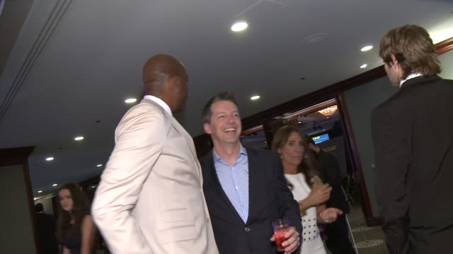 john salley sean hayes at 29th anniversary sports spectacular gala in los angeles ca - sean hayes stock videos & royalty-free footage