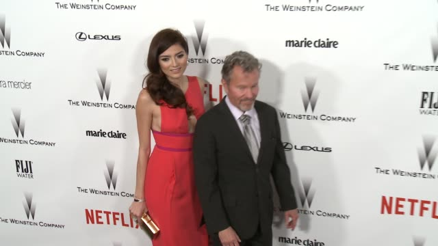 John Savage at the 2015 Weinstein Company And Netflix Golden Globe After Party at Robinsons May Lot on January 11 2015 in Beverly Hills California