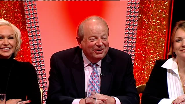 john sergeant pulls out of strictly come dancing england london int john sergeant at press conference john sergeant press conference sot - sergeant stock videos & royalty-free footage