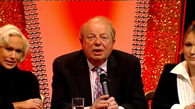john sergeant pulls out of strictly come dancing press conference john sergeant press conference sot i decided as much as i can to choose my own... - sergeant stock videos & royalty-free footage