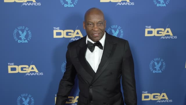 john singleton at the 71st annual dga awards at the ray dolby ballroom at hollywood highland center on february 02 2019 in hollywood california - director's guild of america stock videos & royalty-free footage
