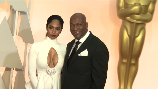 John Singleton at the 87th Annual Academy Awards Arrivals at Dolby Theatre on February 22 2015 in Hollywood California
