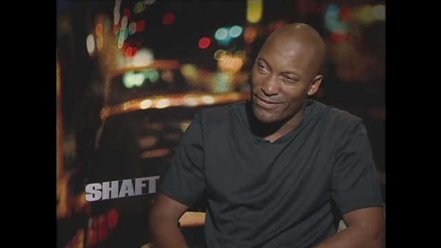 john singleton on casting samuel l. jackson in 'shaft' - scriptwriter stock videos & royalty-free footage