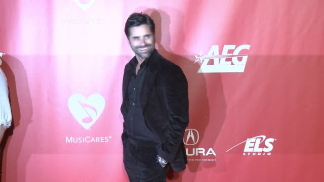 John Stamos at MusiCares Person of the Year Honoring Tom Petty in Los Angeles CA