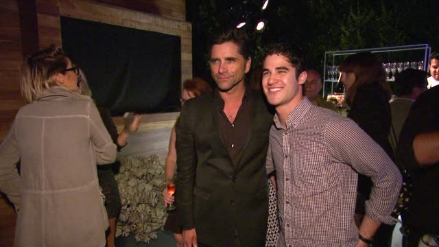 John Stamos Darren Criss at Delta Air Lines Hosts An Evening Of Elevation Featuring Celebrity Guests And LA Influencers in Beverly Hills 08/15/13...