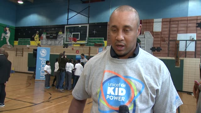 INTERVIEW John Starks on how these kids are making a difference in the world explains what kid power entails on this program being beneficial to the...