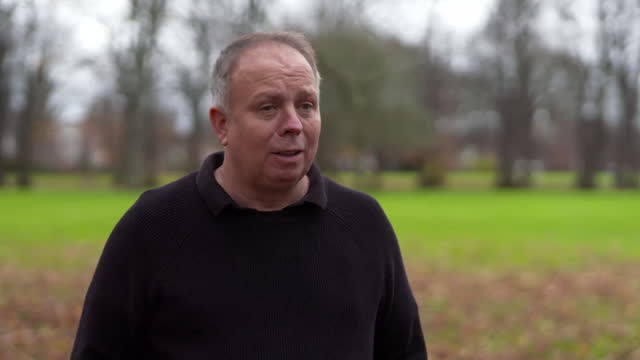 john stiles, son of nobby stiles saying there is a clear link between heading the ball and dementia - mental illness stock videos & royalty-free footage
