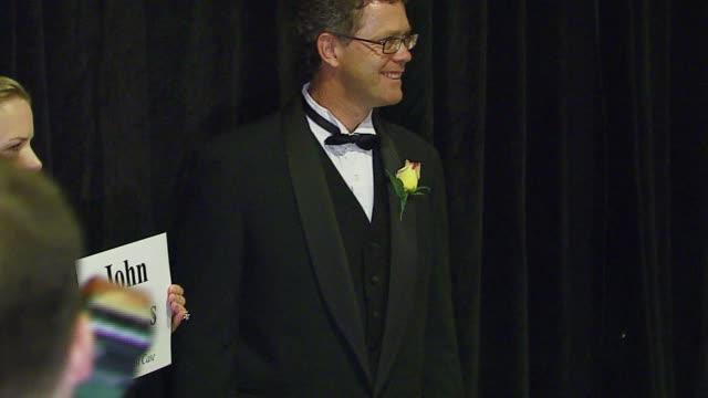 john stokes at the asc awards at hyatt regency century plaza in los angeles california on february 18 2007 - hyatt stock videos & royalty-free footage