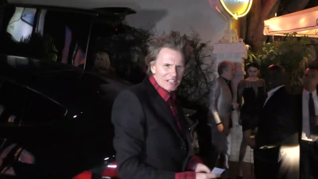 John Taylor at the W Magazine Celebrates Its 'Best Performances' Portfolio and the Golden Globes at Chateau Marmont in West Hollywood in Celebrity...