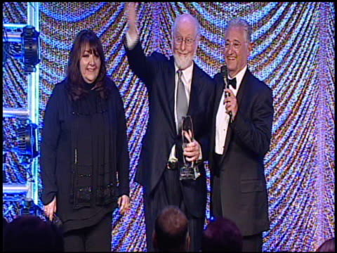 john williams at composer rolfe kent receives bmi's richard kirk award at the bmi film & television awards on 5/16/12 in los angeles, ca. - composer stock videos & royalty-free footage