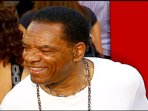 john witherspoon at the 'little man' premiere at the mann national theatre in westwood california on july 6 2006 - mann national theater stock videos & royalty-free footage