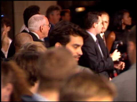 johnathon schaech at the 'that thing you do' premiere at cineplex odeon in century city california on october 1 1996 - odeon cinemas stock videos & royalty-free footage