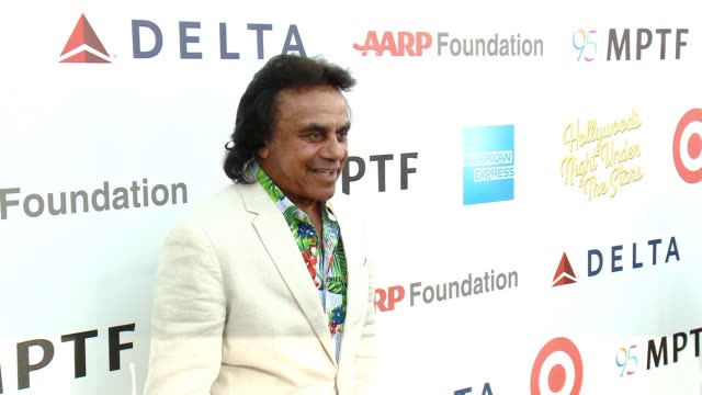 Johnny Mathis at the George Clooney Hosts MPTF's 95th Anniversary Celebration on October 1 2016 in Woodland Hills California