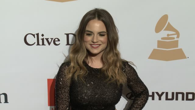 stockvideo's en b-roll-footage met jojo at the 2016 pregrammy gala and salute to industry icons honoring irving azoff at the beverly hilton hotel on february 14 2016 in beverly hills... - irving azoff