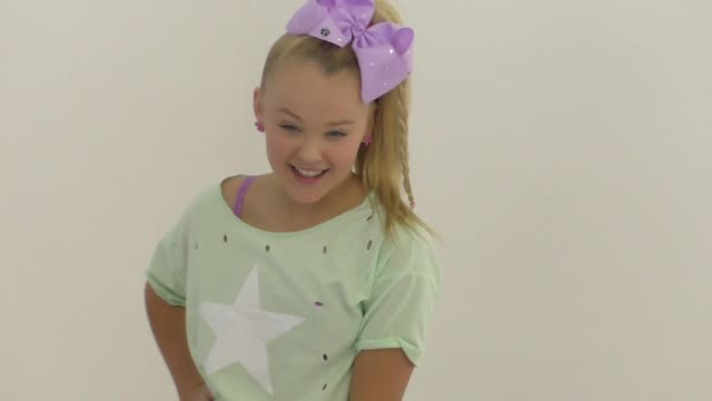 JoJo Siwa at the Elizabeth Glaser Pediatric AIDS Foundation's 27th Annual A Time For Heroes on October 23 2016 in Hollywood California